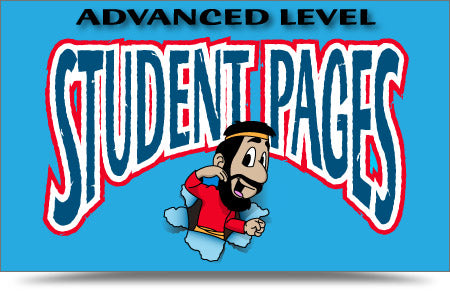 Advanced Student Pages Unit 3 Lessons 287 - 312