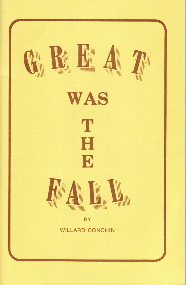 Great Was The Fall