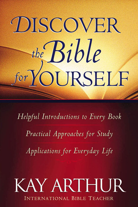 Discover the Bible for Yourself