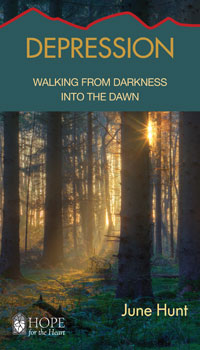 Depression: Walking from Darkness Into the Dawn