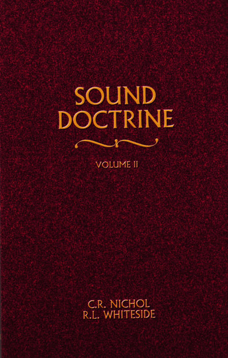 Sound Doctrine Vol 2