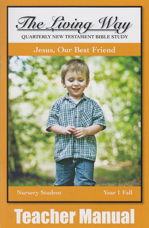 Nursery 1:1 TM - Jesus - Our Best Friend