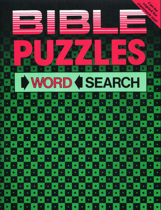 Bible Puzzles- Word Search