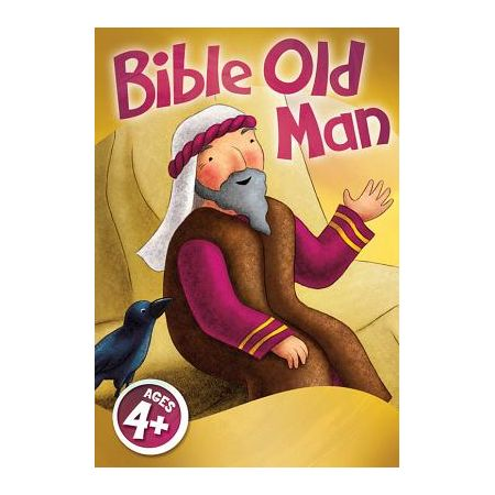 Bible Old Man Jumbo Card Game