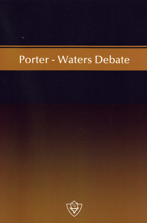 Porter-Waters Debate
