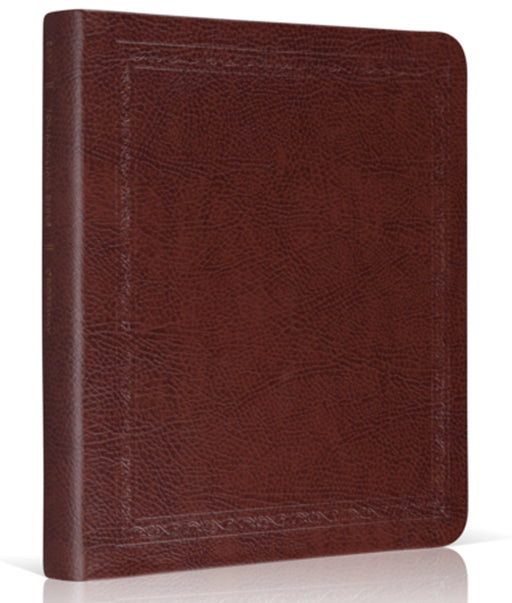 ESV Journaling Bible - Brown Bonded Leather