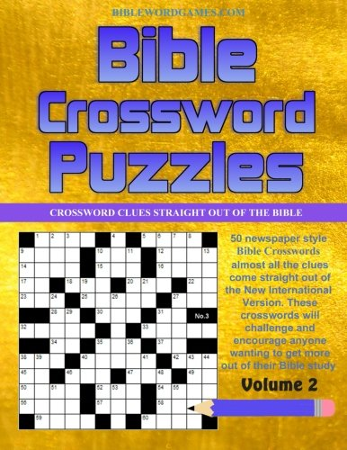 Bible Crossword Puzzles Volume 2
