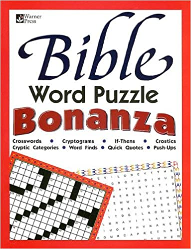 Bible Word Puzzle Bonanza