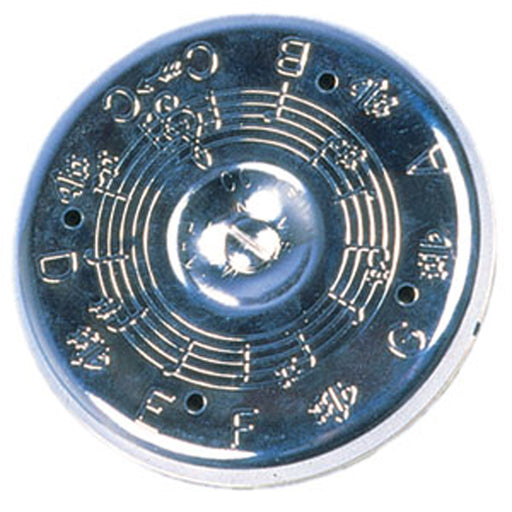 C to C Chromatic Pitch Pipe