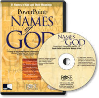 PowerPoint Names of God