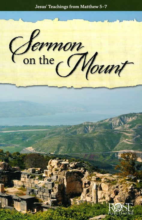 Sermon on the Mount Pamphlet