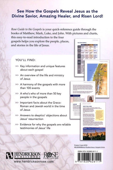Rose Guide to the Gospels