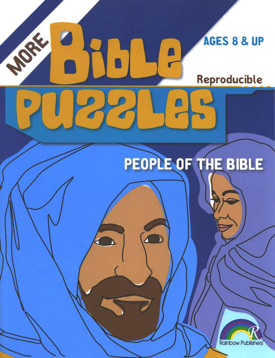 More Bible Puzzles People of the Bible