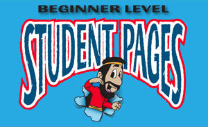 Beginner Student Pages Unit 1 Lessons 53 - 78