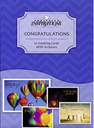 Boxed Cards - Congratulations