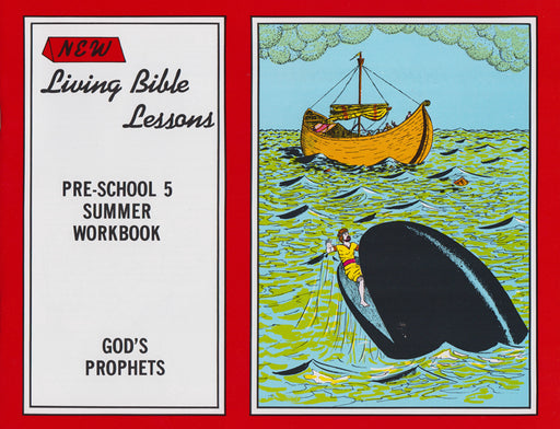 PRESCHOOL 5-4 ST - God's Prophets