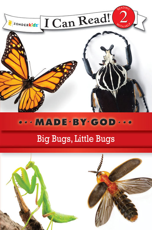 Big Bugs, Little Bugs - I Can Read!