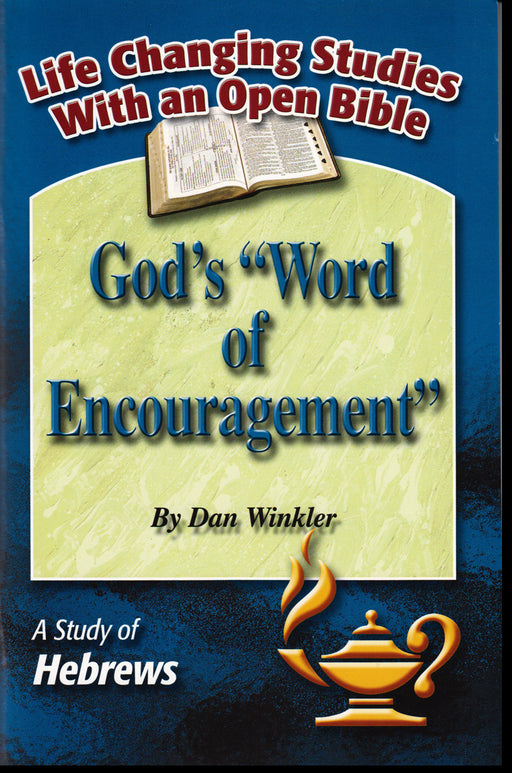 God's Word of Encouragement