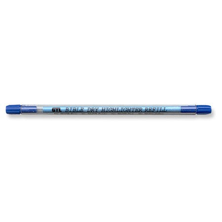 Refill for Bible Dry Highlighter - Blue