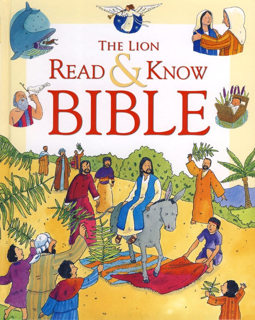 The Lion Read & Know Bible