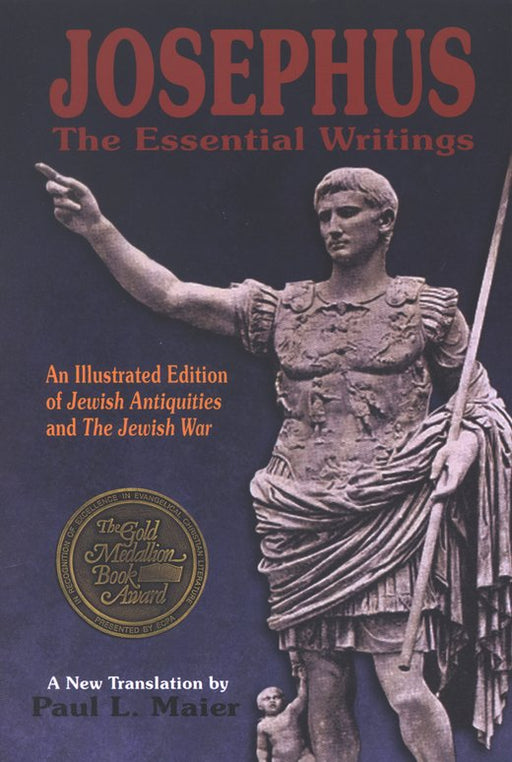 Josephus The Essential Writing