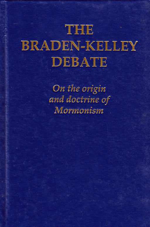 Braden-Kelley Debate