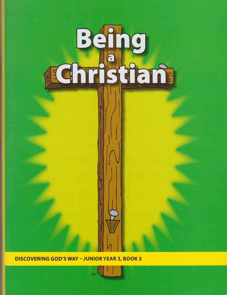 Being a Christian (Junior 3:3)