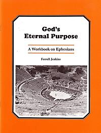 God's Eternal Purpose: A Workbook on Ephesians