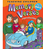 Teaching Children Memory Verses - Ages 4 & 5