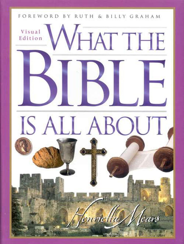 What the Bible Is All About, Visual Edition Bible Handbook