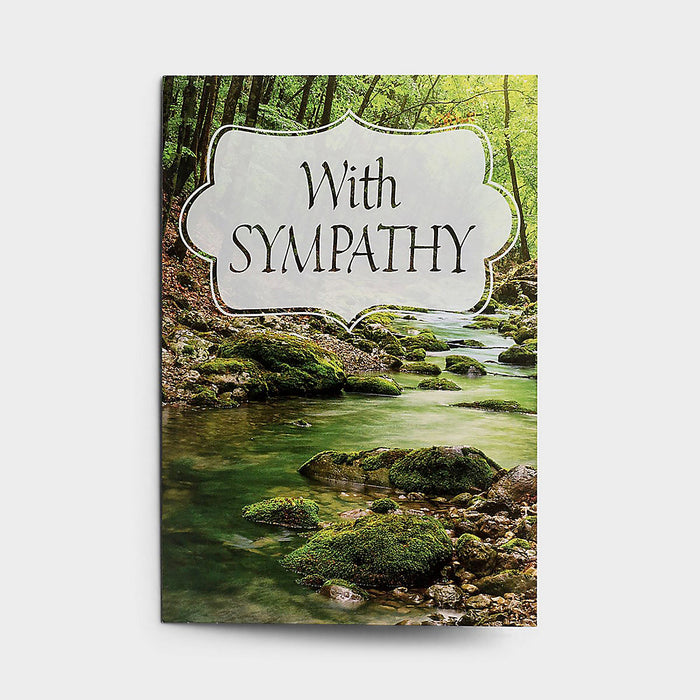 Boxed Cards - Landscapes-  Sympathy