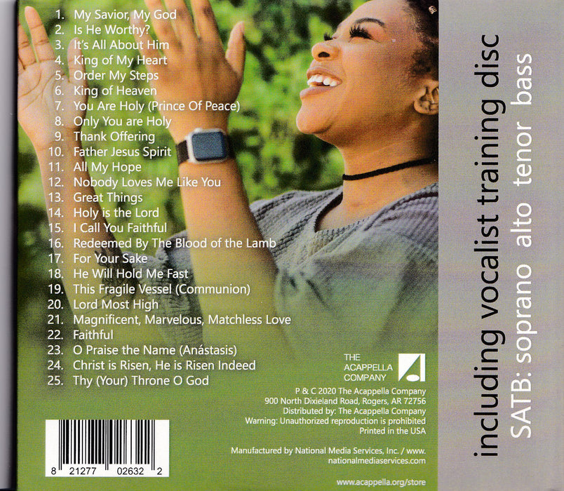 Worthy God CD