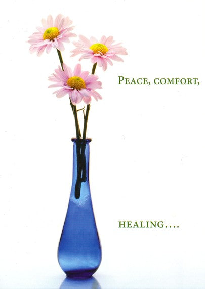 Boxed Cards - Place of Peace - Get Well