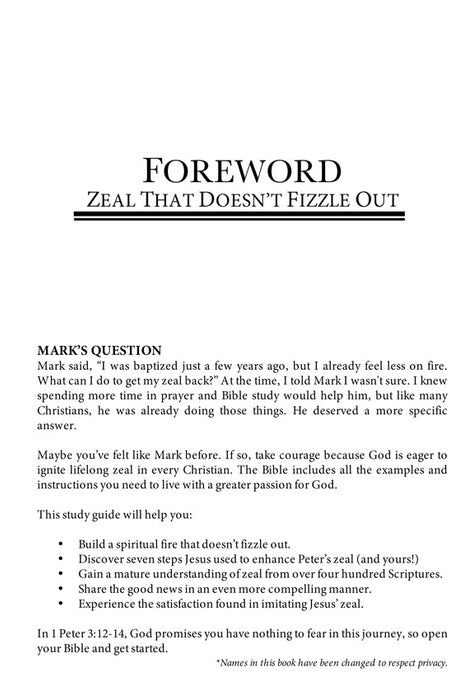 Lifelong Zeal: How to Build Lasting Passion for God