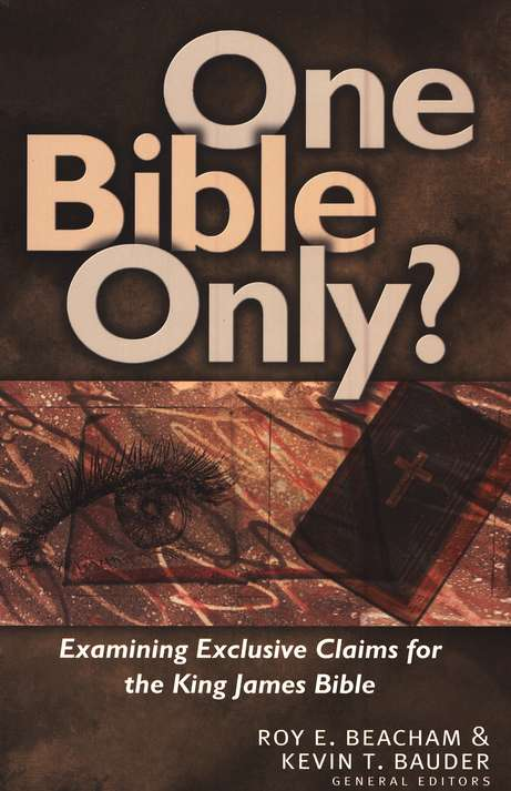 One Bible Only?