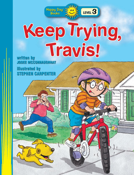 Keep Trying - Travis! (Level 3)