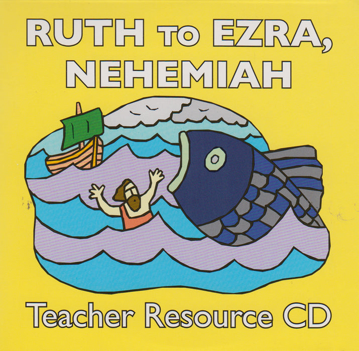 Teacher Resource CD