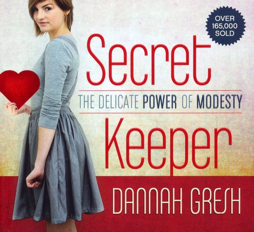 Secret Keeper - Delicate Power of Modesty
