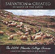 FC Chorus - Salvation Is Created in Midst of the Earth  - 2006 CD
