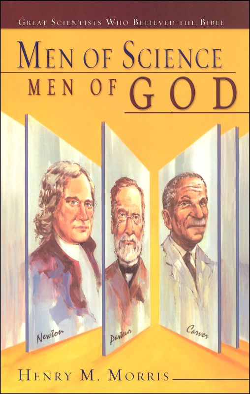 Men of Science - Men of God