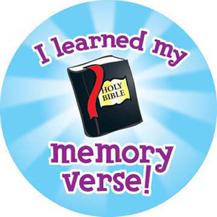 I Learned My Memory Verse Stickers-72