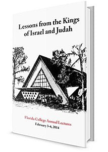 FC Lectures 2014 - Lessons From the Kings of Israel and Judah