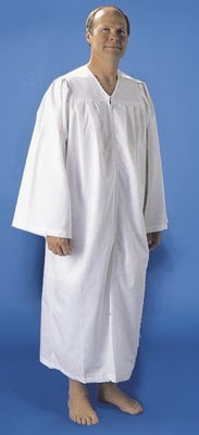 Baptismal Gown - Men's XL
