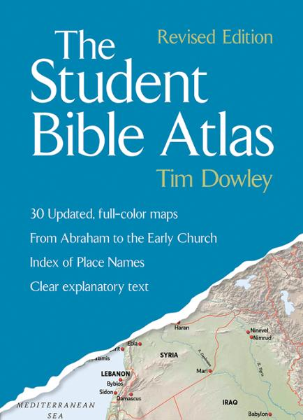 The Student Bible Atlas, revised