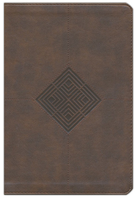 Brown Leather Touch Cover