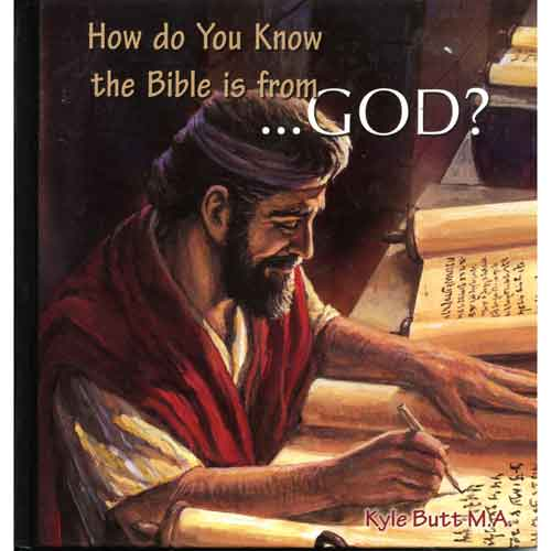 How Do You Know the Bible is From God?