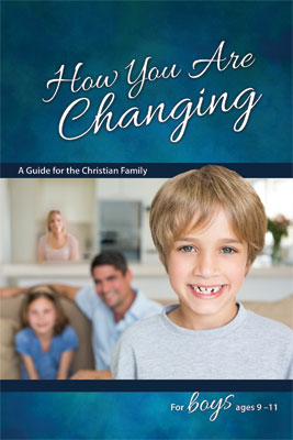 How You Are Changing: For Boys 9-11 - Learning About Sex Series