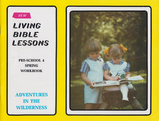 PRESCHOOL 4-3 ST - Adventures in Wilderness
