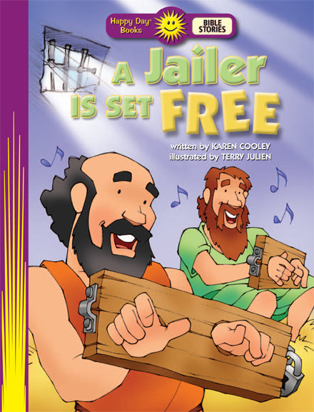A Jailer Is Set Free