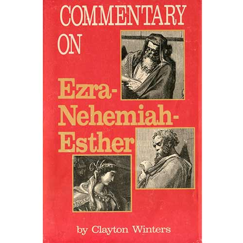 Commentary On Ezra - Nehemiah - Esther